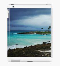 Atlantic evening iPad Case/Skin