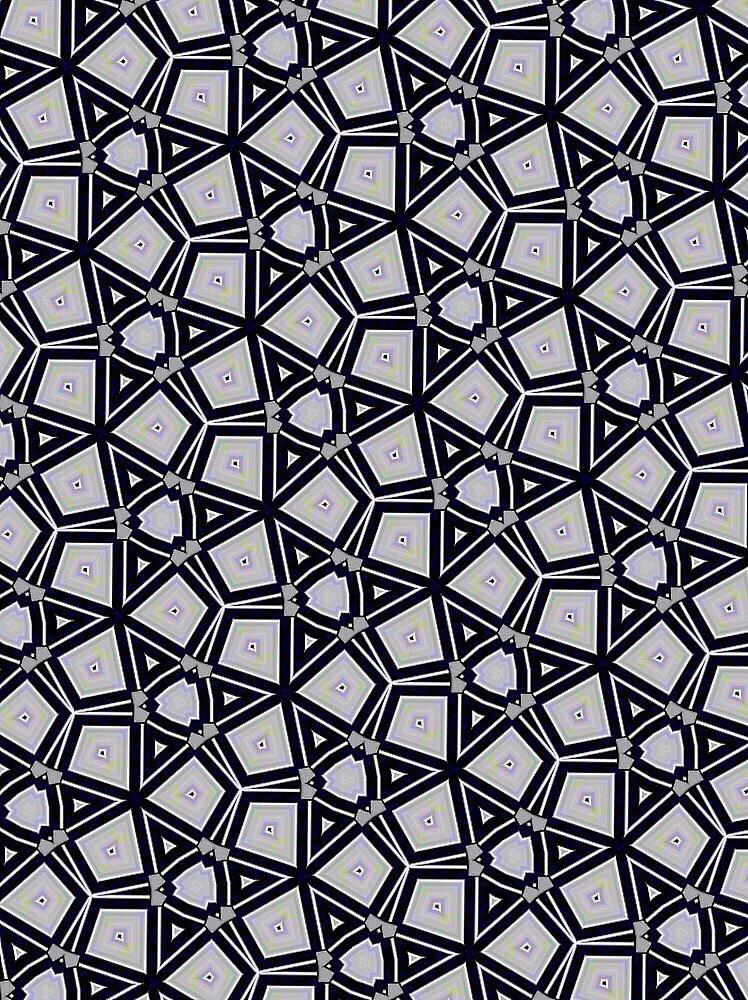 Crocked Honeycomb. by Bo Jones