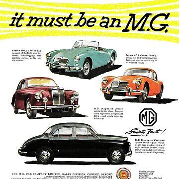 MG RANGE by ThrowbackMotors