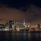 New York - Riverside by Mattia  Bicchi Photography