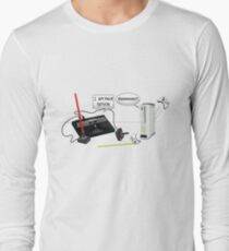 I am your father! Long Sleeve T-Shirt