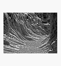 Neural Canyon Photographic Print