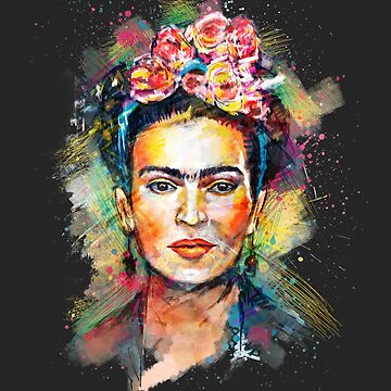 Frida Kahlo (Dark Edition) de tracieandrews