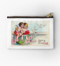 Loves greeting Studio Pouch