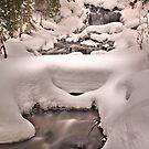 Wagner Falls Frozen 3 by Chintsala