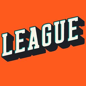 League by realmatdesign