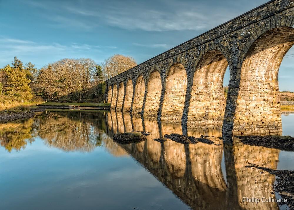Ballydehob West Cork Ireland Railway by Phillip Cullinane