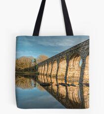 Ballydehob West Cork Ireland Railway Tote Bag