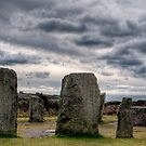 Glandore Drombeg Stone Circle by Phillip Cullinane