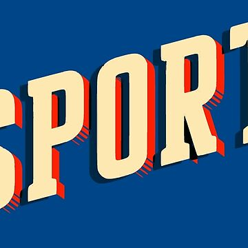 Sport  by realmatdesign