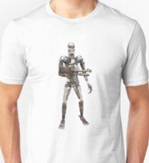 Cyborg Soldier Unisex T-Shirt