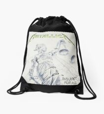 And Justice For All Drawstring Bag