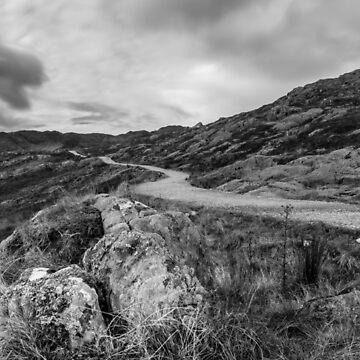 Late summer in Snowdonia, Wales by PeterCseke