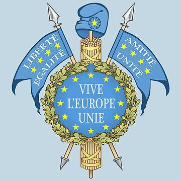 Vive L'Europe Unie by Rigonis