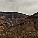 Virgin River Canyon by J. D. Adsit