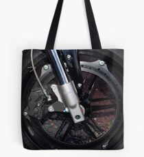 Buell Front Wheel Tote Bag
