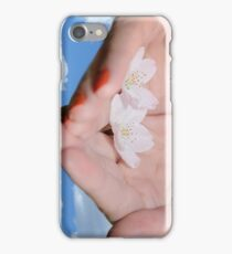 Heavenly Blossoms iPhone Case/Skin