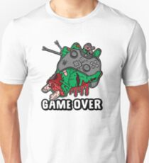 """""""Game over"""" Unisex T-Shirt"""