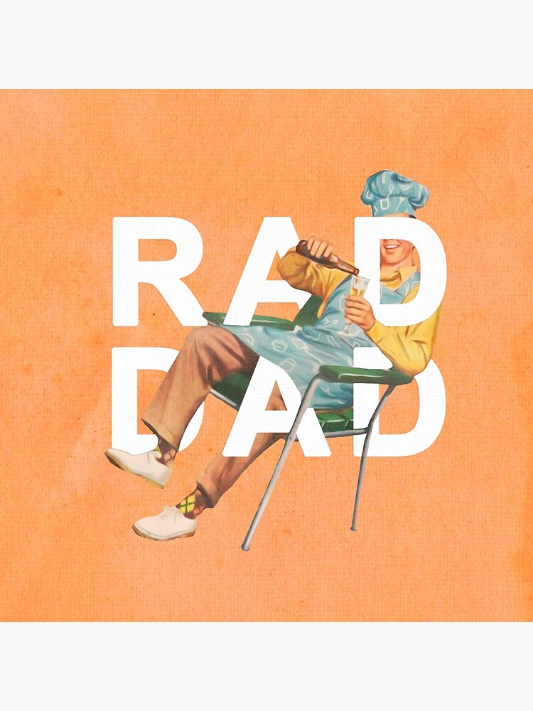 Rad Dad by heatherlandis