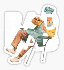 Rad Dad Sticker
