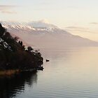 view from Labino Ohrid by distracted