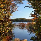 Trail's End, Autumn Lake by Ryan McGurl