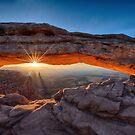 Mesa Arch Sunrise von Olena Art von OLena  Art ❣️