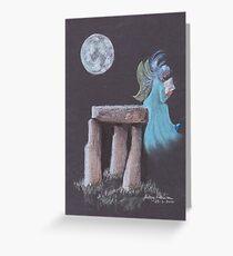 Dolmen Fairy Greeting Card