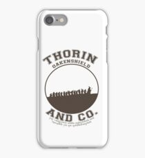 Thorin & Co. {Without symbol} iPhone Case/Skin