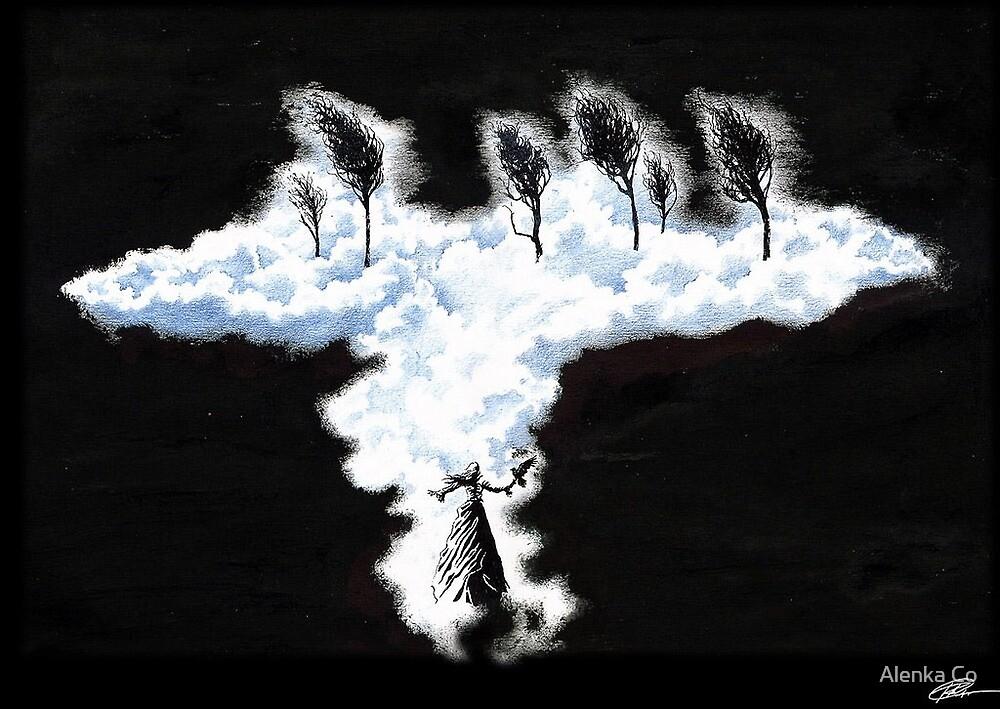 """Wind""  by Sergei Rukavishnikov by Alenka Co"