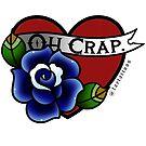 Oh Crap! by jordannelefae