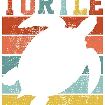 Turtle Sea Reptile by 4tomic