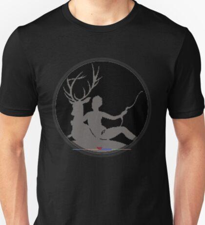 Diane De Poitiers DDD [Pixel Art by RootCat] T-Shirt