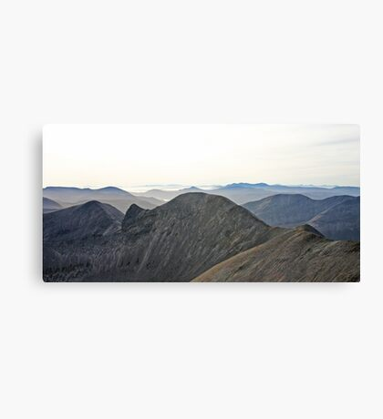 From Foinaven South Canvas Print