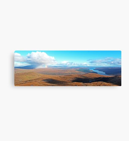Klibreck Shower & Shin Canvas Print