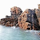 Lewisian Gneiss - Farr by ScotLandscapes