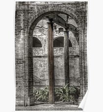 Paddington Reservoir Gardens Poster