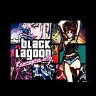 Black Lagon by Hinata Lexy Lin