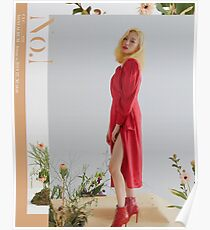CLC YEEUN Poster
