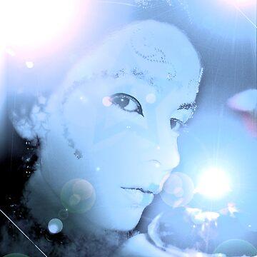 Diamond Star - Blue by KatieCramer