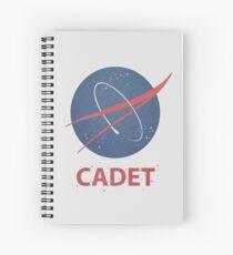Cadet Spiral Notebook