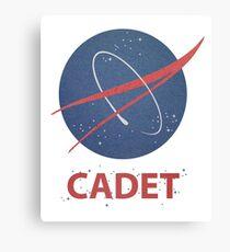 Cadet Canvas Print