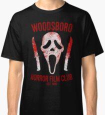 Woodsboro Horror Film Club Classic T-Shirt