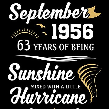 September 1956 Sunshine Mixed With A Little Hurricane by lavatarnt