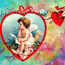CUPIDS LOVE NOTES by Tammera