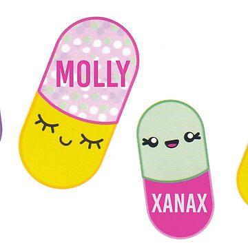 Pretty Little Pills by michaelroman