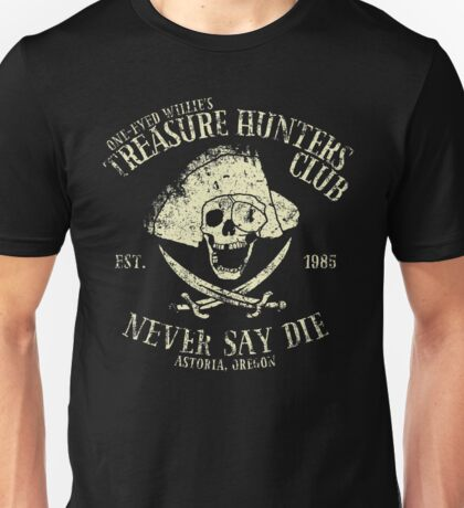 Treasure Hunters Club Unisex T-Shirt