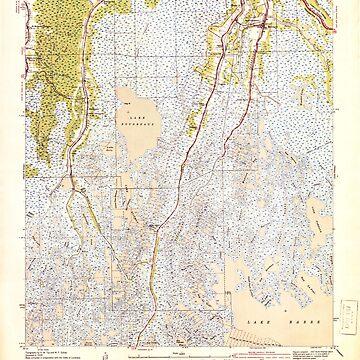 USGS TOPO Map Louisiana LA Dulac 334491 1941 62500 by wetdryvac