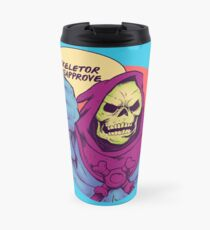 Skeletor disapprove Travel Mug