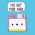 Tech Support: I've Got Your Back by cuddlesandrage